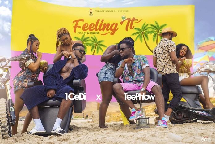 1CeDi - Feeling it (Feat Teephlow)