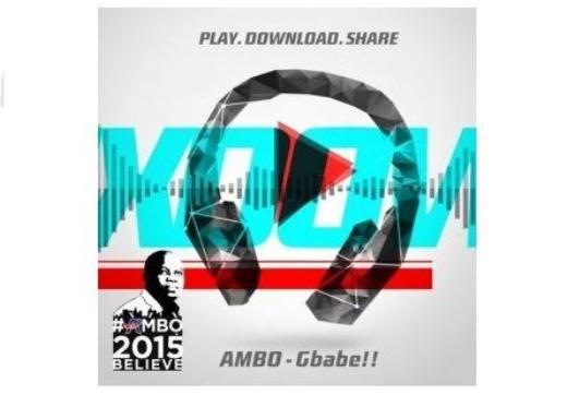 Ambo - Gbabe Ft Ice Prince & M.I & Olamide & Banky W & Yemi Alade & Dammy Krane