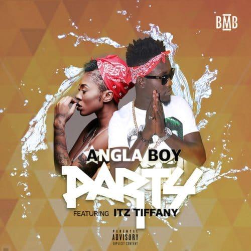 Angla Boy - Party Ft Itz Tiffany