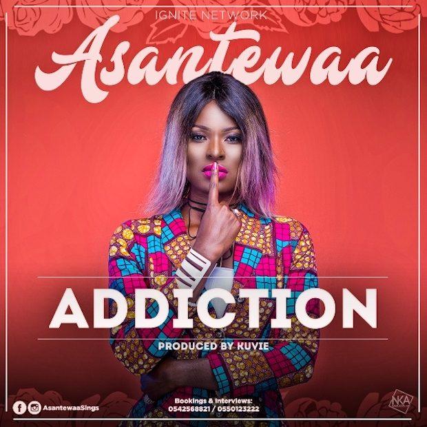 Asantewaa - Addiction (Prod. by Kuvie)