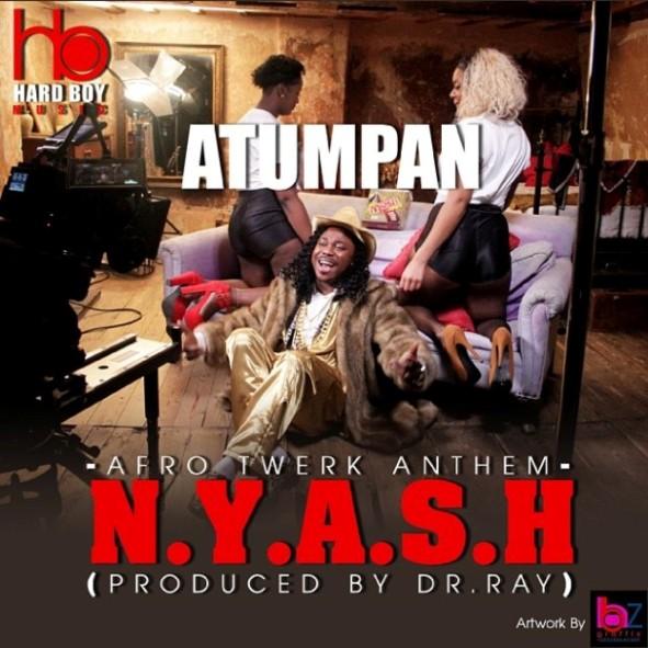 Atumpan - Nyash (Prod By Dr Ray)
