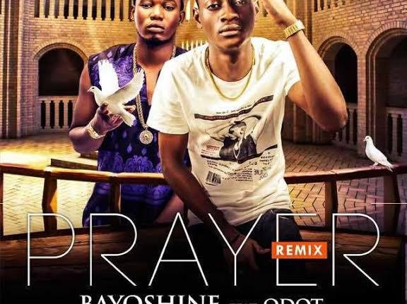 Bayo Shine - Prayer Ft QDot