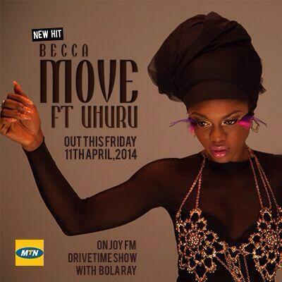 Becca - Move Ft Uhuru