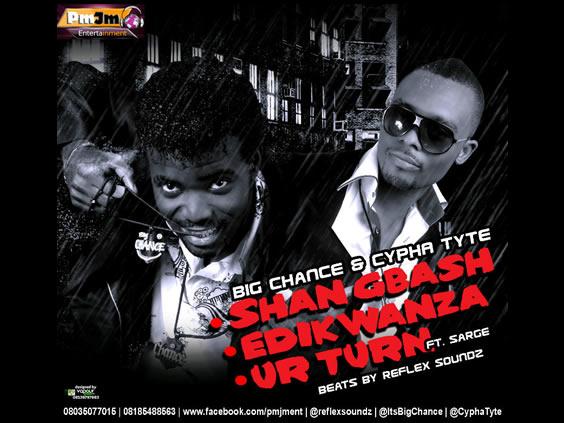 Big Chance & Cypha Tyte - Edikwanza