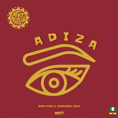 Bisa Kdei - Adiza Ft Adekunle Gold (Prod. By Apya)
