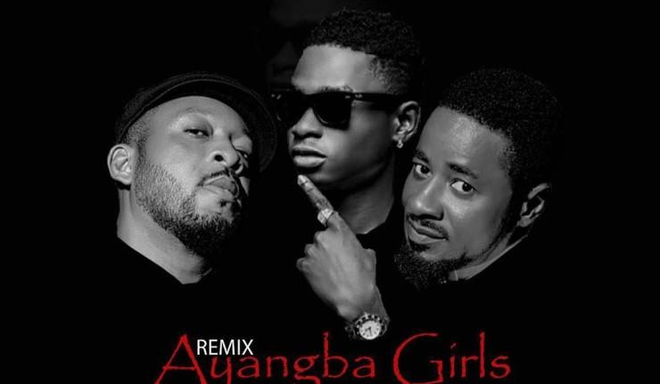 Black Reverendz - Ayangba Girls Dangerous (Remix) Ft LiL Kesh
