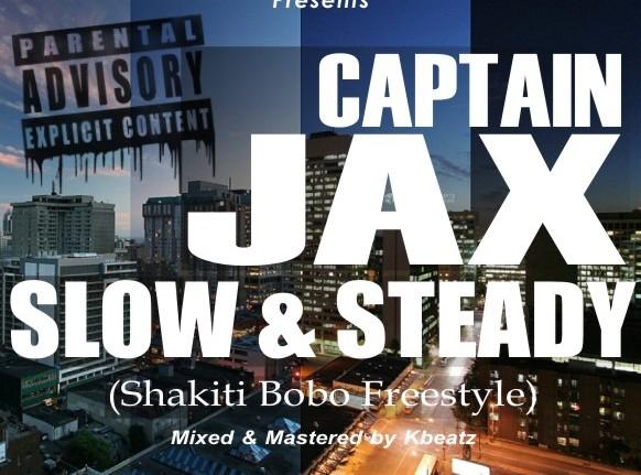 Captain JAX - Slow & Steady (mp3 DOWNLOAD)