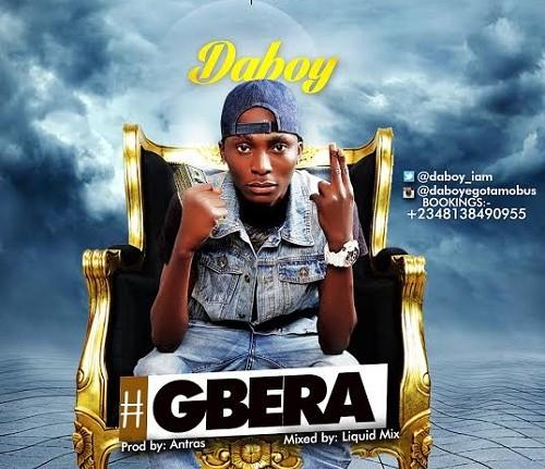 Daboy - Gbera (Prod. Antras)