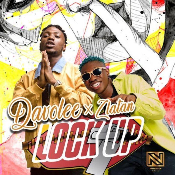Davolee - Lock Up Ft Zlatan