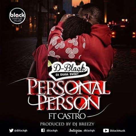 D-Black - Personal Person (Prod. by DJ Breezy) Ft Castro