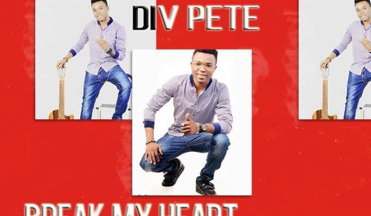 Div Pete - Break My Heart
