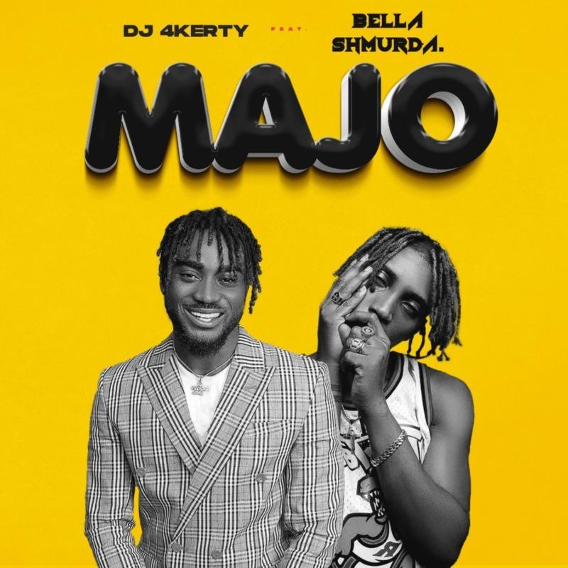 DJ 4kerty & Bella Shmurda - Majo