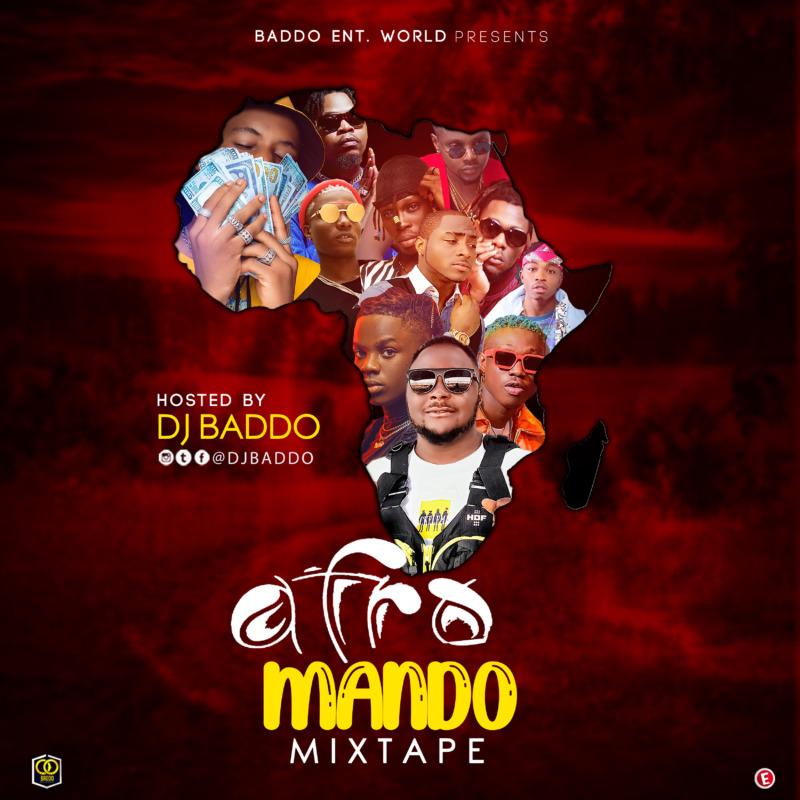 DJ Baddo - Afro Mando Mix