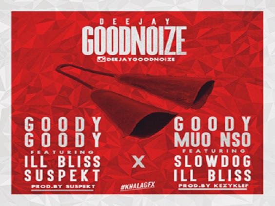 DJ Goodnoize - Guddy Music Ft Illbliss & Suspeckt