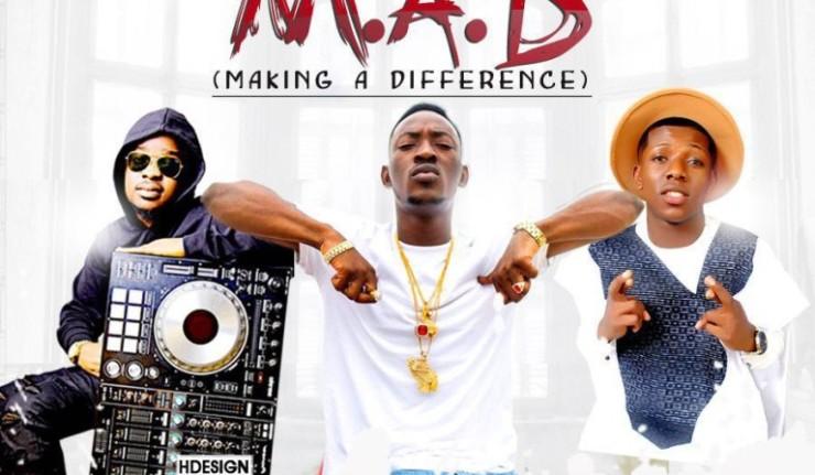 DJ Real & Dammy Krane & Small Doctor - M.A.D