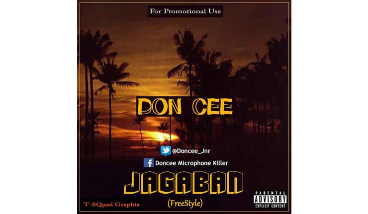 Doncee - Jagaban Freestyle