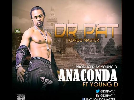 Dr Pat - Anaconda Ft Young D