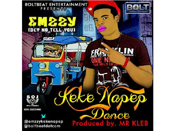 Emzzy - Keke Napep Dance