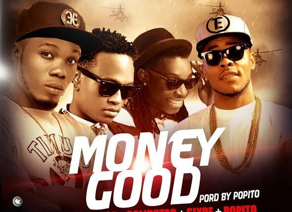 Evidence - Money Good (Prod. Popito) Ft SolidStar & Slyde