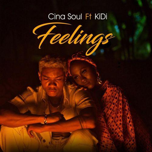 Cina Soul - Feelings  Ft. Kidi