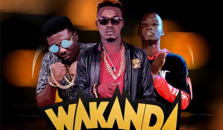 FME - Wakanda Ft Atilla & Tomide & BjShow