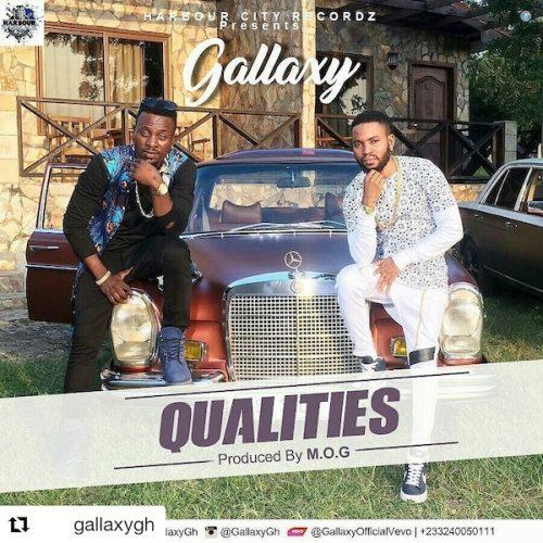 Gallaxy - Qualities (Prod. by MOG Beatz)