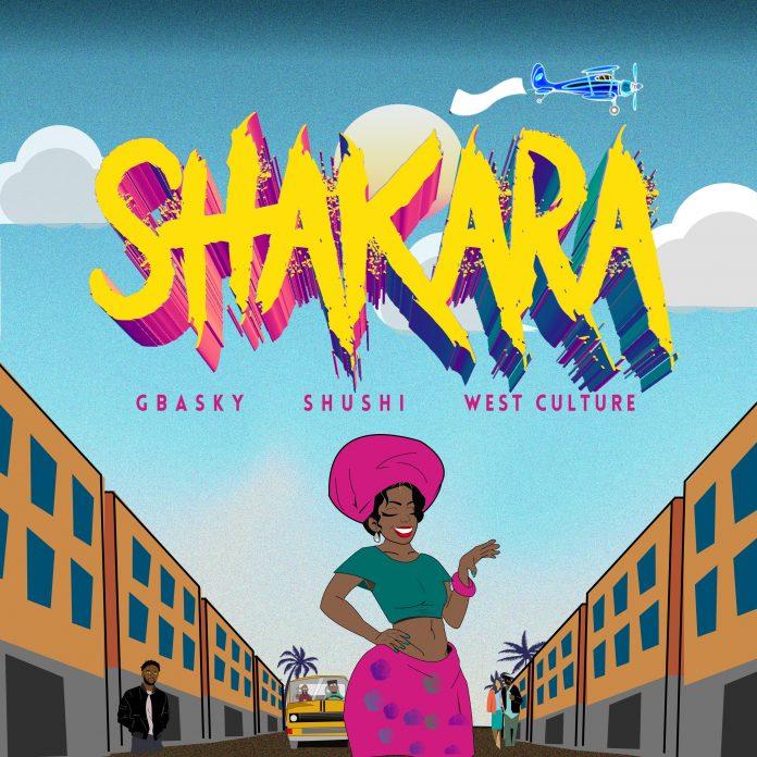 GBASKY - Shakara + Born to Win