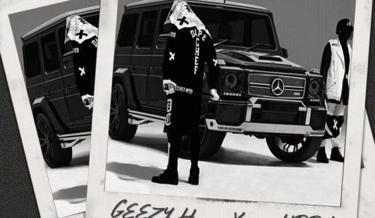 Geezy H & Bob Kidda - Wave