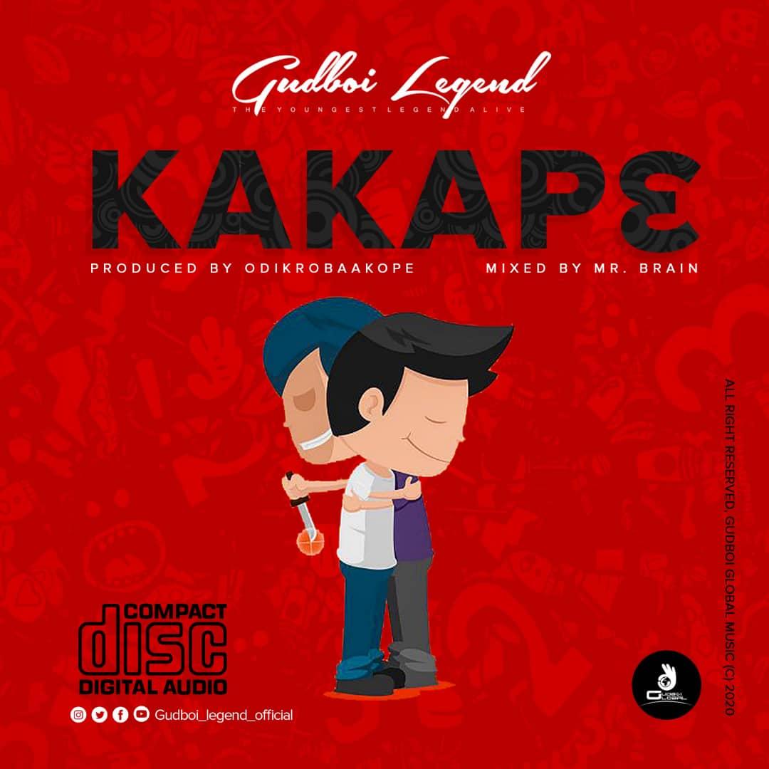 GudBoi Legend - KaKaP3 (Prod By Odikro)