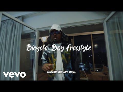 Ice Prince - Bicycle Boy Freestyle