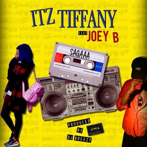 Itz Tiffany - Sagaaa Ft Joey B (Prod By DJ Breezy)