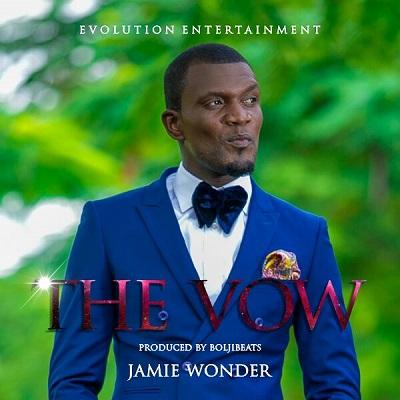 Jamie Wonder - The Vow