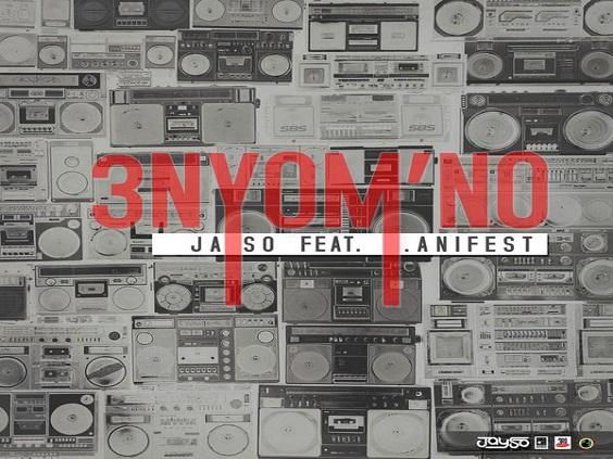 JaySo - 3NYOM'NO (Prod. G-Mo) Ft M.anifest