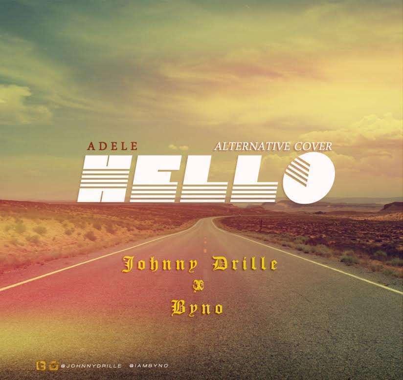 Johnny Drille & Byno - Hello (Alternative Cover)