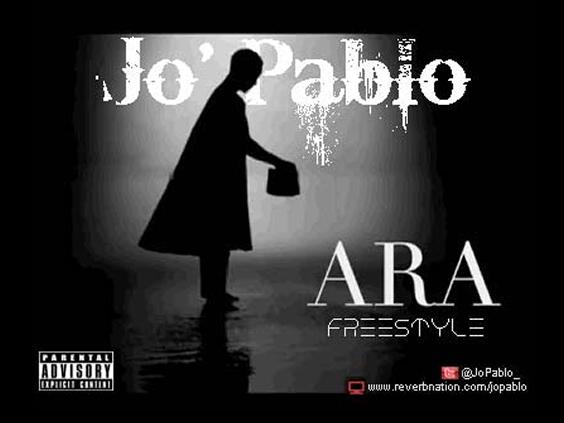 Jo'Pablo - Ara Freestyle