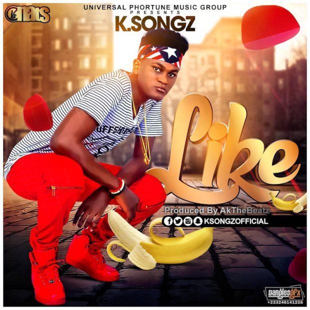 K Songz - Like (Prod. by AkTheBeatz)