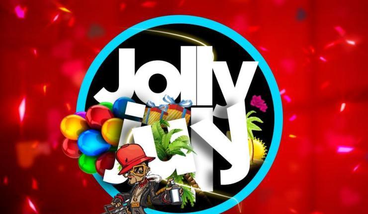 KellyKelz & Coded & Yhungimmaculate & Spritzual - Jolly July