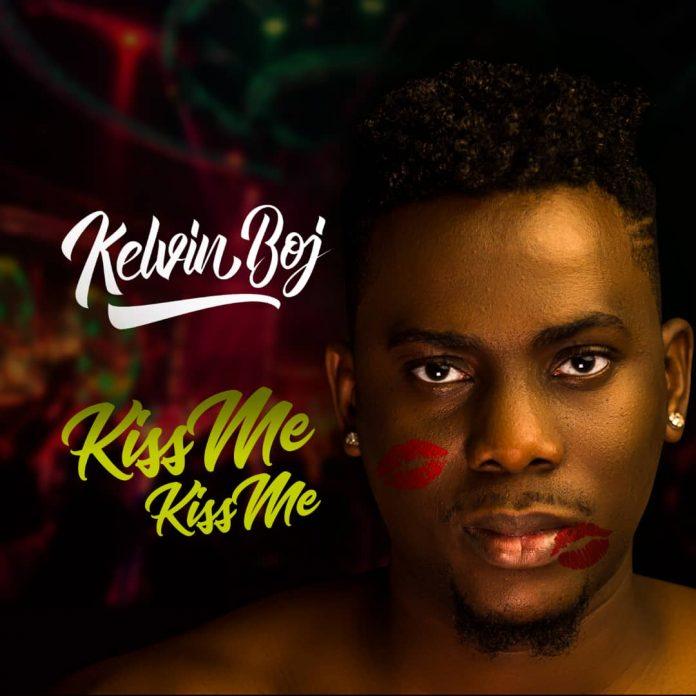 Kelvin Boj - Kiss Me Kiss Me