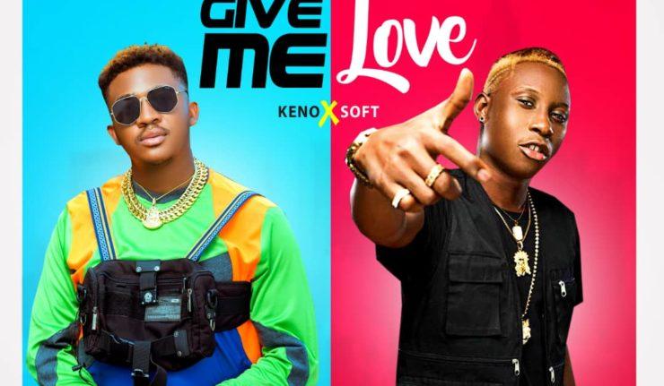 Keno - Give Me Love (Prod. Solshyne) Ft Soft