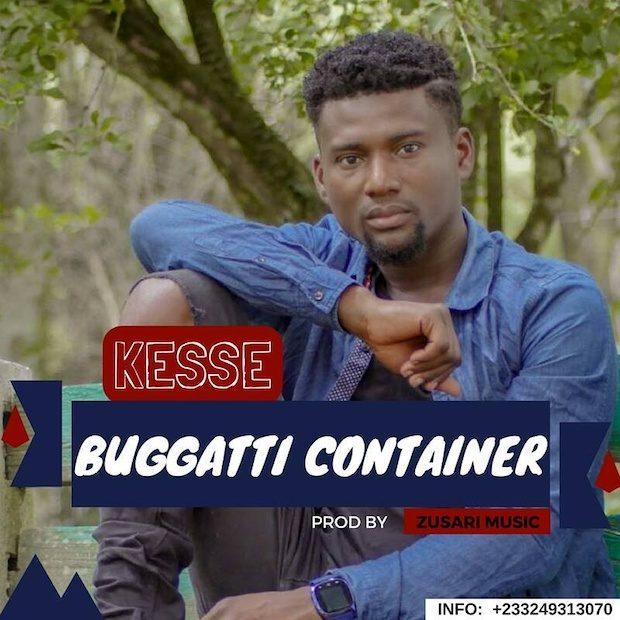 Kesse - Bugatti Container (Prod. by Zusari Music)