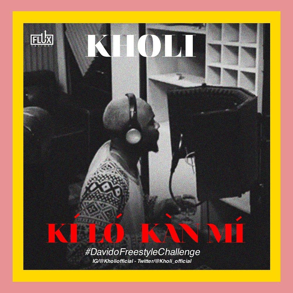 Kholi - Kí Ló Kàn Mí (Prod by GospelOnDeBeatz)