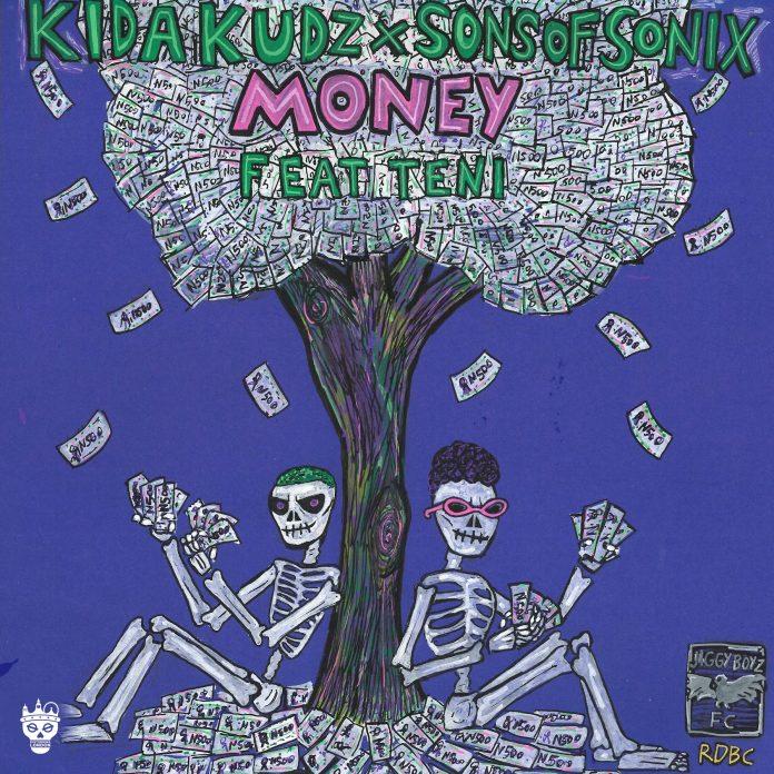 Kida Kudz & SOS - Money Ft Teni