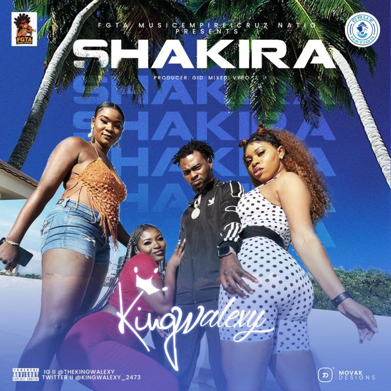 KingWalexy - Shakira