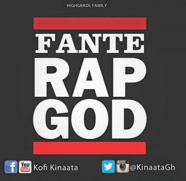Kofi Kinaata - Fante Rap God Ft Samini (Prod by Brainy Beatz)