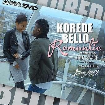 Korede Bello - Romantic Ft Tiwa Savage (Prod. Don Jazzy)