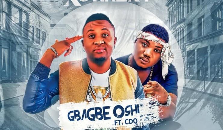 Korrekt - Gbagbe Oshi Ft CDQ