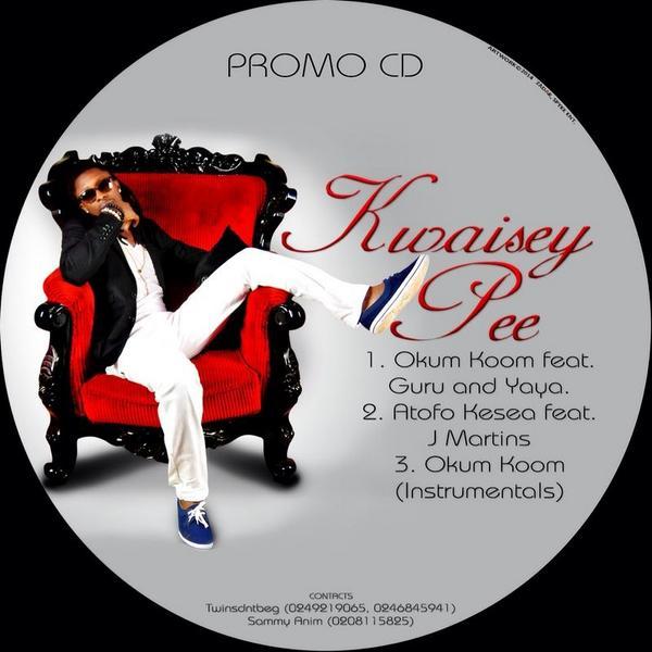 Kwaisey Pee - Okum Koom Ft Guru