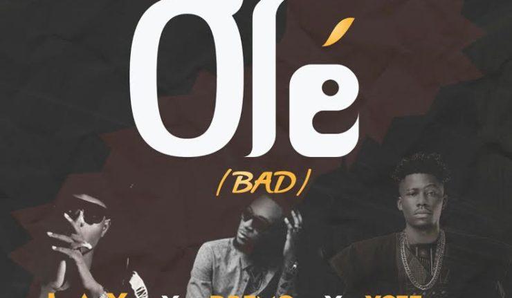 L.A.X - Ole Ft Dremo & Ycee