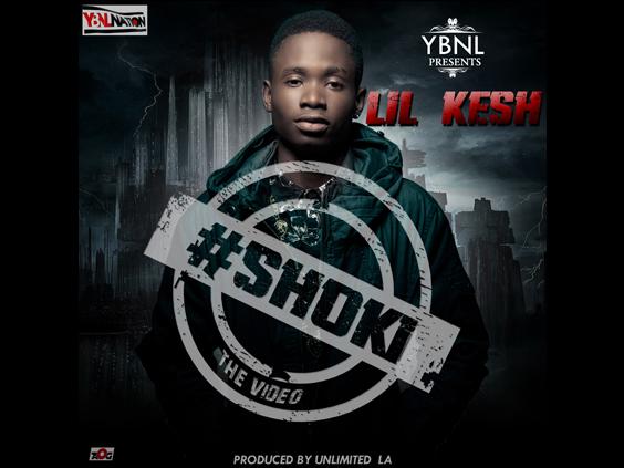 Lil Kesh - Shoki Remix Ft Davido & Olamide