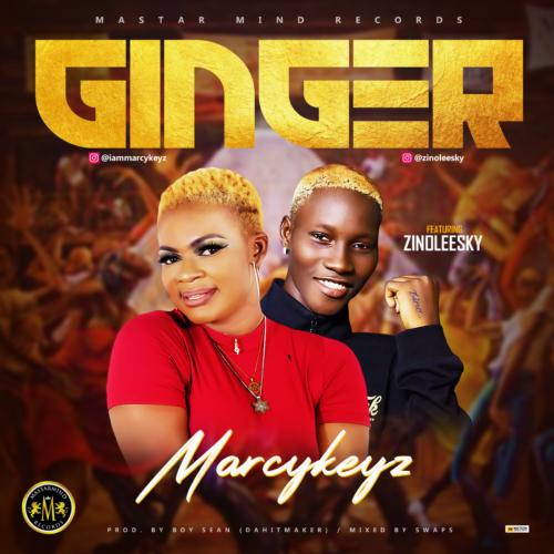 Marcykeyz - Ginger Ft Zinoleesky